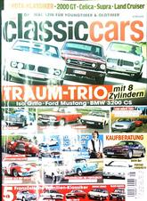 Classic Cars Auto Zeitung Abo