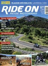Reise Motorrad Ride on Abo