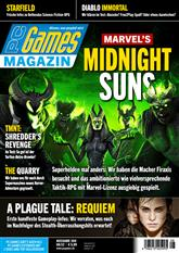 PC Games Magazin Abo